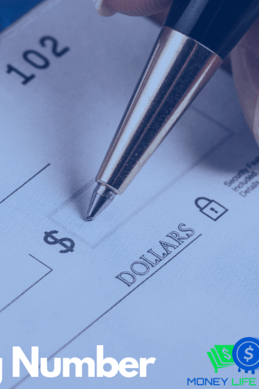 find your chase routing number