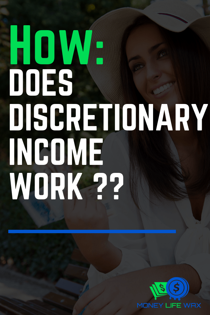 how does discretionary income work?