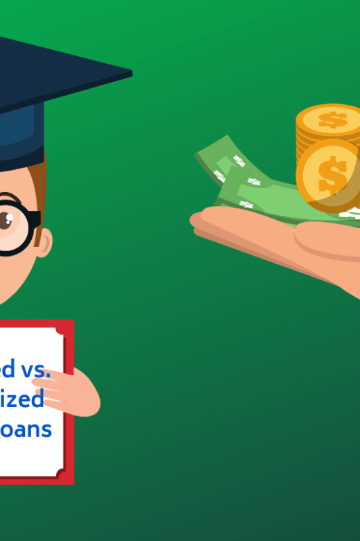 what is the difference between subsidized and unsubsidized loans?