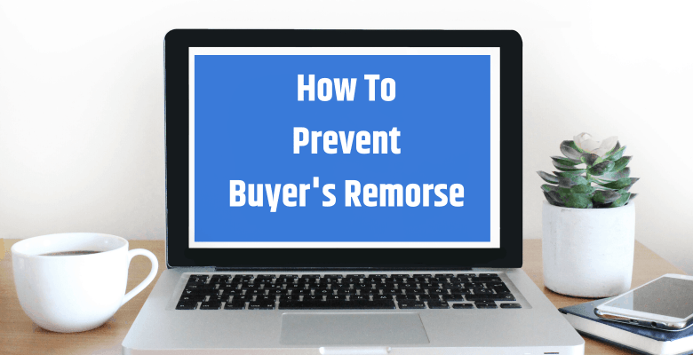Buyer's Remorse