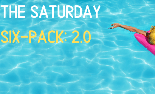 Saturday six pack volume 2