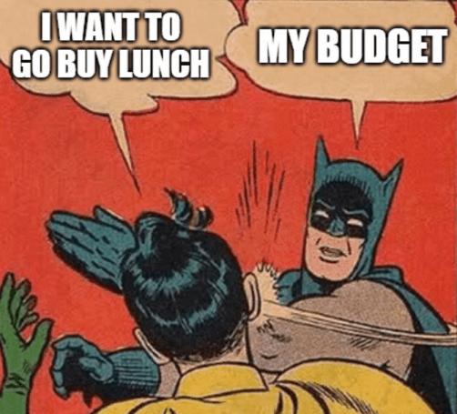 budget meme