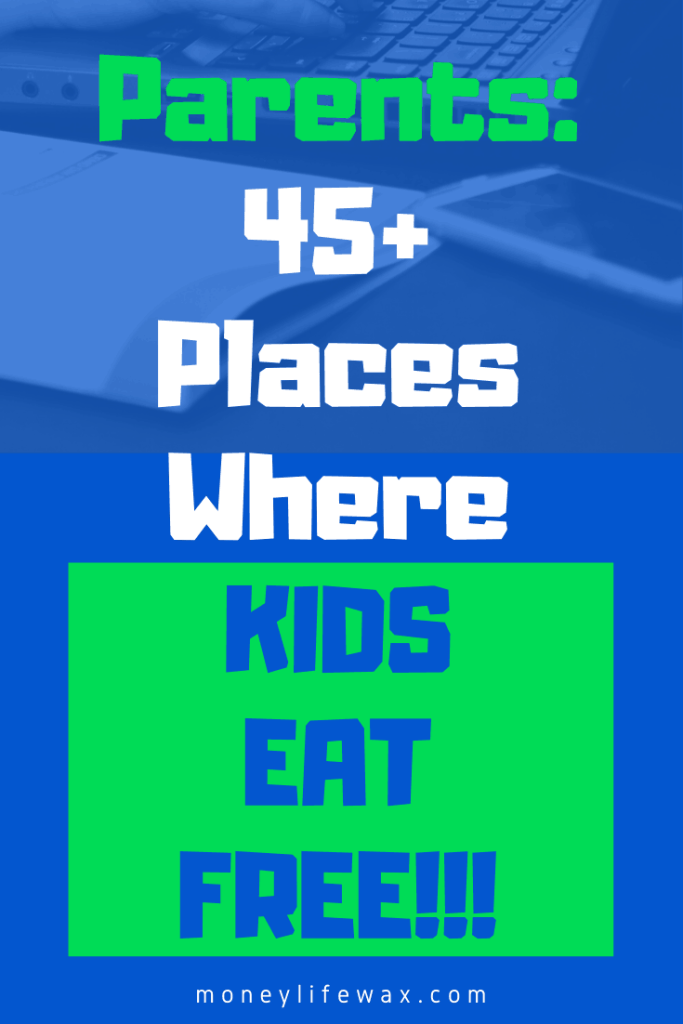 places where kids eat free