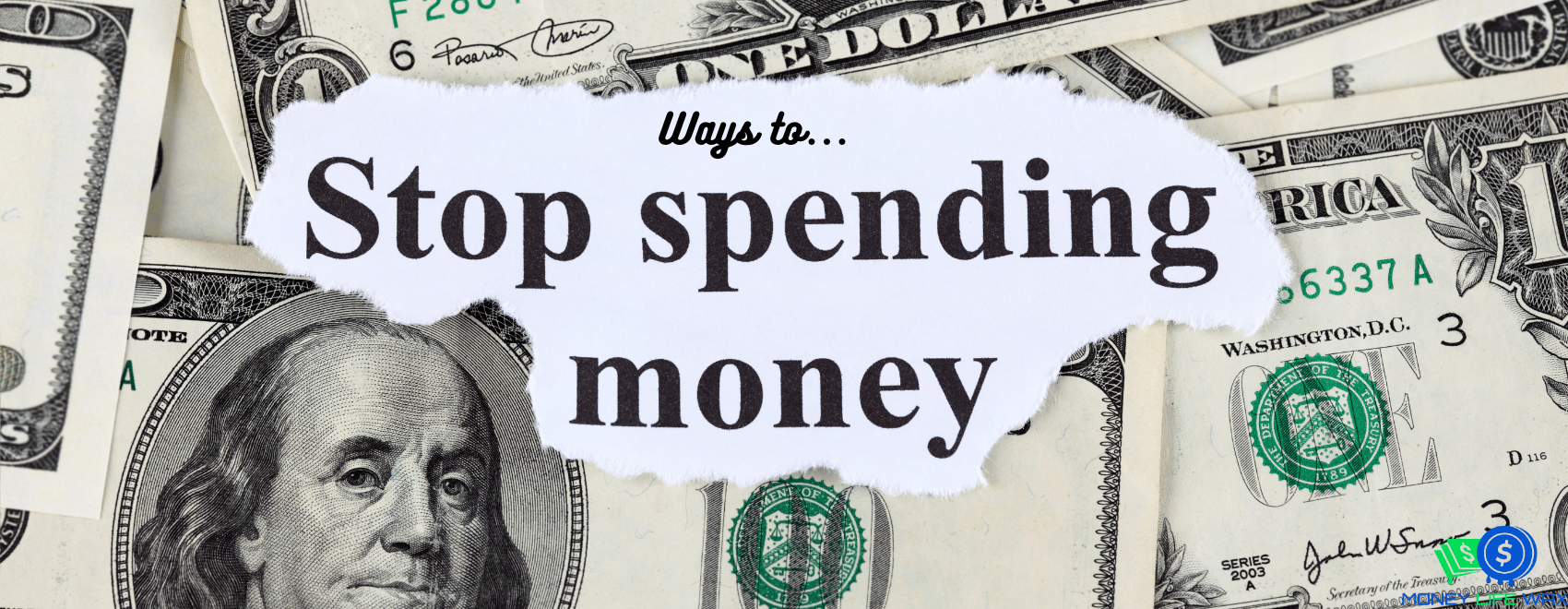 ways to stop spending money