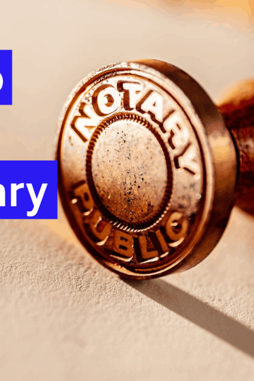 how to find a public notary