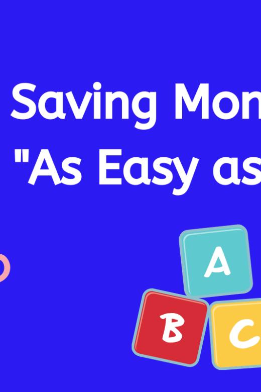saving money fast