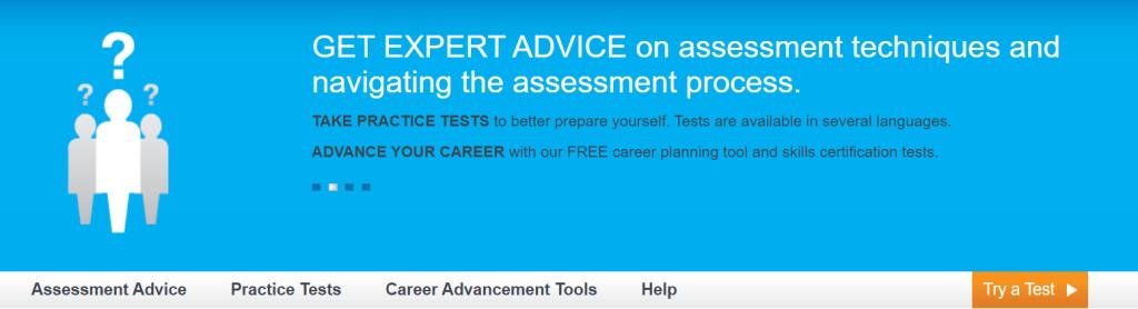 shl assessment test
