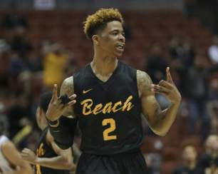 Nick Faust - Long Beach St. '16
