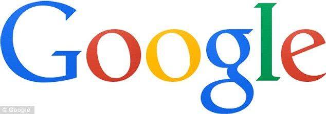 Google 的舊 logo