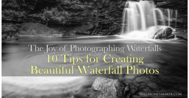 The Joy of Photographing Waterfalls: 10 Tips for Creating Beautiful Waterfall Photos