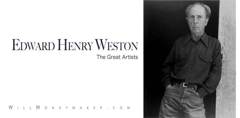 Edward Weston: The Great Artists