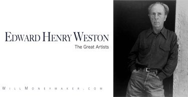 Edward Weston: The Great Artists