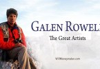 The Great Artists – Galen Rowell