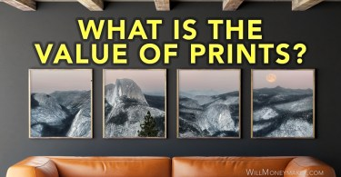 What is the Value of Prints?