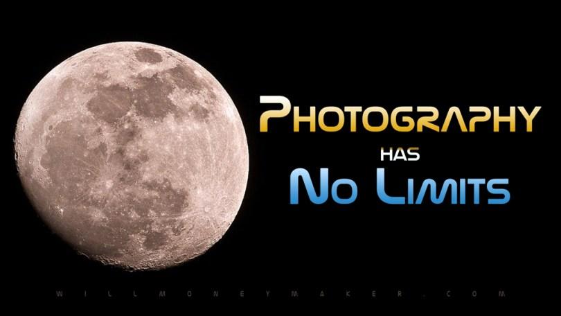 Photography Has No Limits
