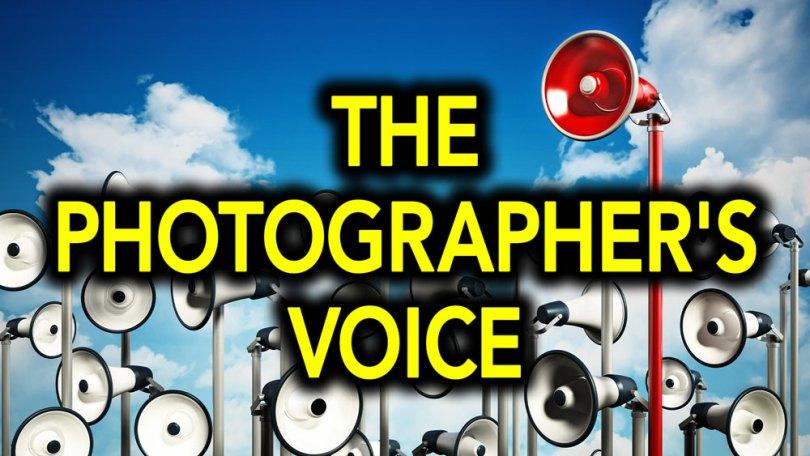 Photographer's Voice