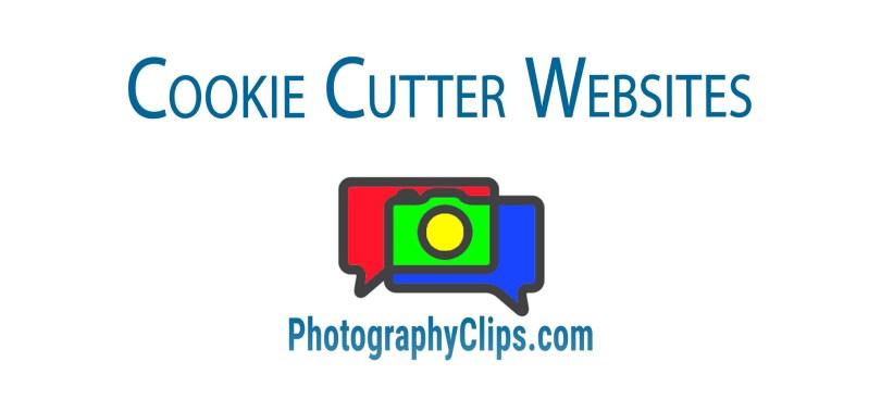 Cookie Cutter Websites