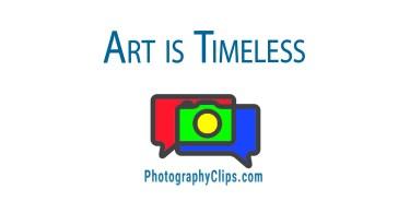 Art is Timeless