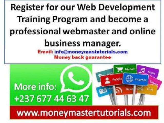 Web Development Training Program