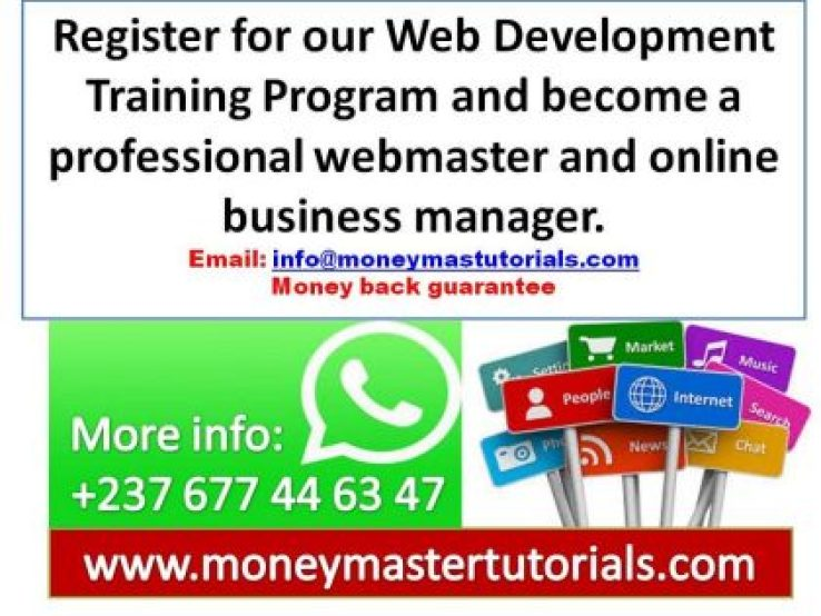 Web Development Training Program