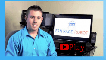 Fan Page Robot Review - How to use
