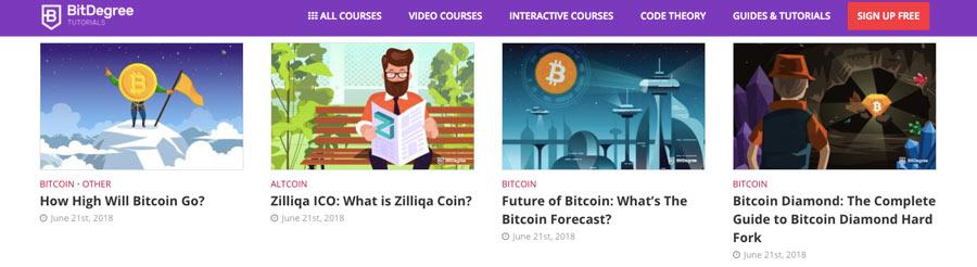Make money online with cryptocurrencies