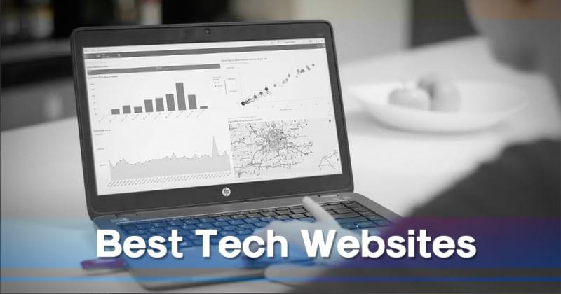 best tech websites