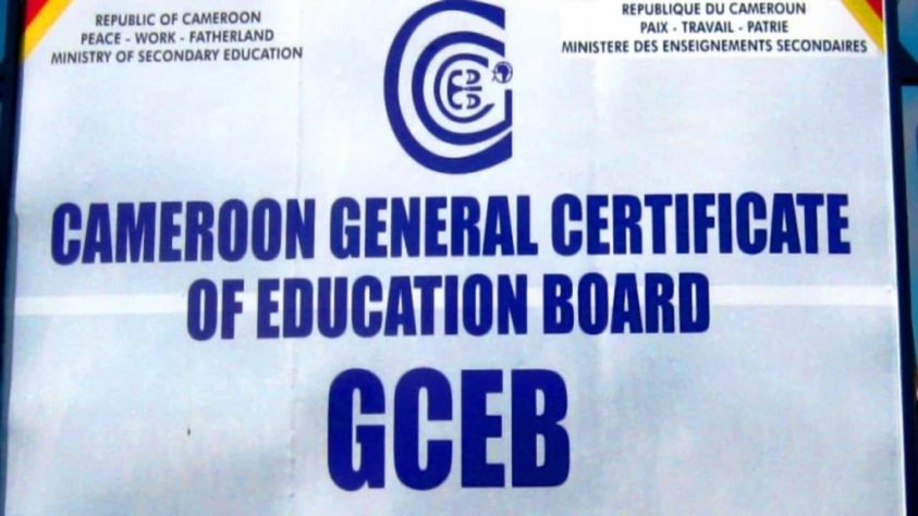 GCE Results 2020 Cameroon General Certificate of Education