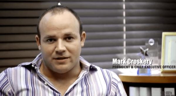 Mark Croskery - SSL (President & CEO)