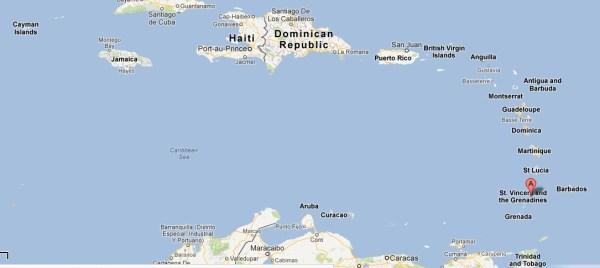Mustique - Vacation Destination for Royals