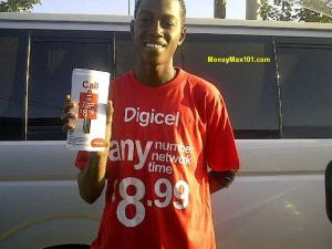 Digicel Jamaica 8.99 Rate Campaign