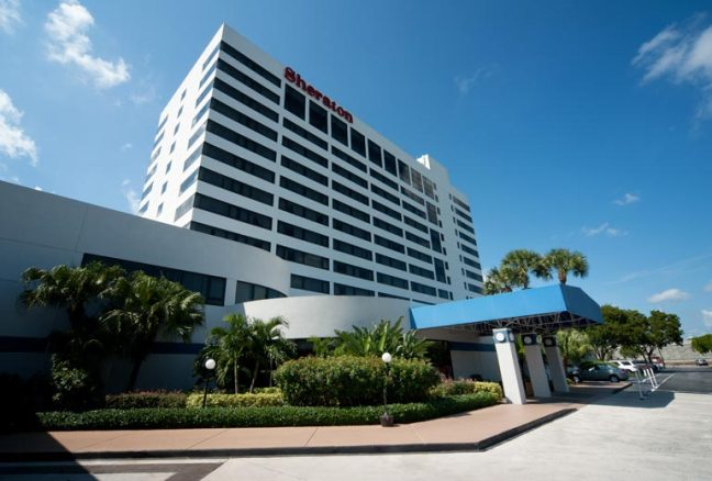 This Sheraton in Florida has very good rates during the summer months.