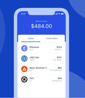 Coinbase Bitcoin (BTC) Wallet