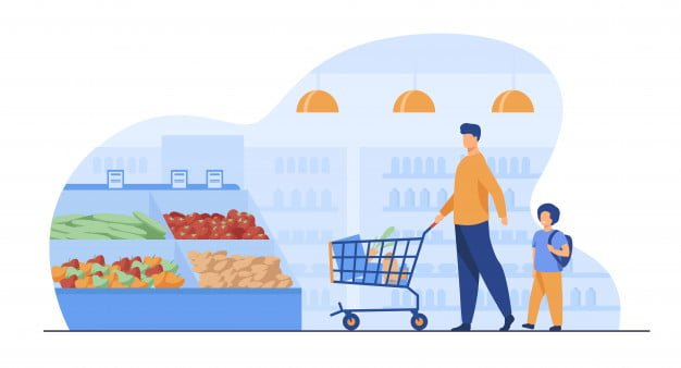 Products at Walmart are essentials - This is how Walmart makes money - Walmart business model