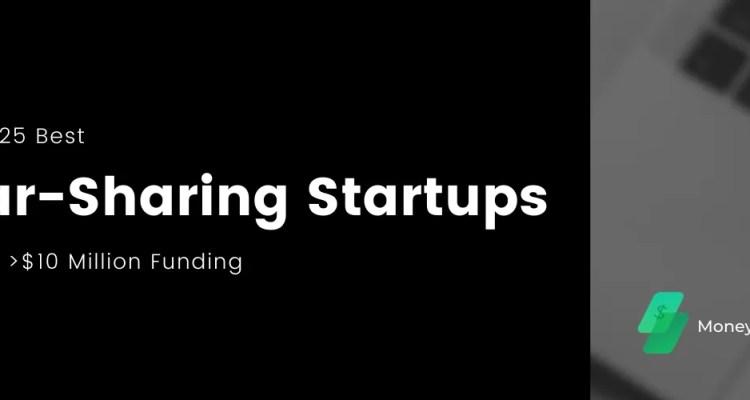Top Car Sharing Startups