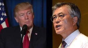 Trump South Korea Meeting