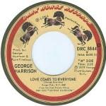 George Harrison 45