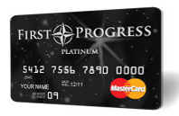 Bad Credit Card First Progress