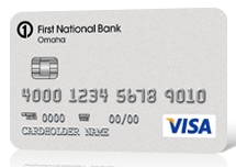 Secured Credit Card First National