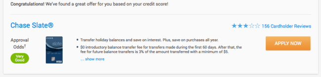 credit karma free credit scores ad 1