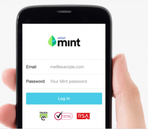 expense tracking mint