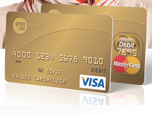 green dot checking account debit card