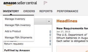 amazon vs ebay interface