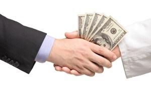 money doctors drug companies