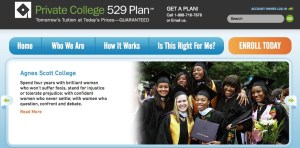 private college 529 plans