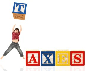 save on child care tax credit