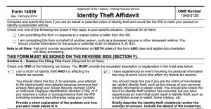 tax refund theft irs ip pin form refund