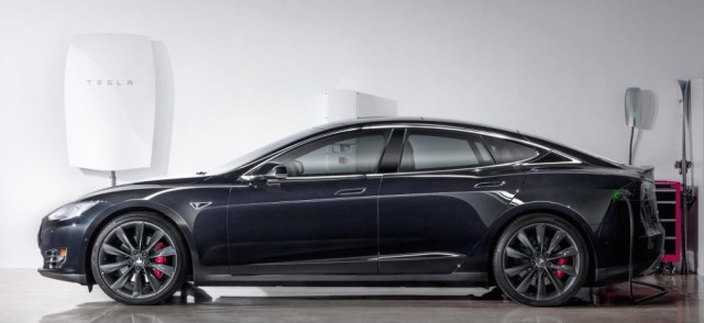 save money tesla powerwall car