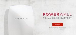 tesla powerwall save money battery