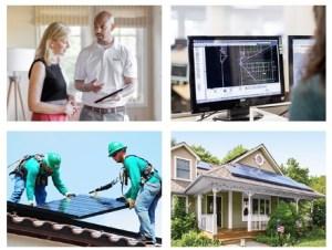 tesla powerwall save money solar city